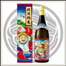 越後鶴亀 招福神 純米吟醸,新潟の日本酒 越後鶴亀,越後鶴亀,贈り物 日本酒,日本酒 新潟
