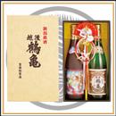 越後鶴亀 慶祝 日本酒ギフトセット,新潟の日本酒 越後鶴亀,越後鶴亀,贈り物 日本酒,日本酒 新潟